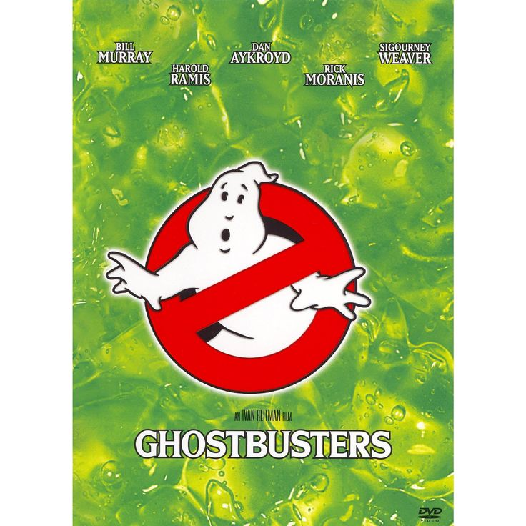 Ghostbusters (Dvd), Movies