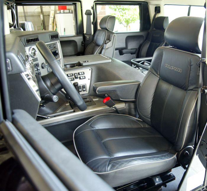 Hummer '01 H1 Wagon @ Lynch Hummer