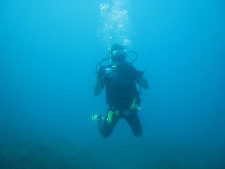 Un compañero de inmersiones