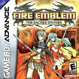 Fire Emblem: The Sacred Stones - Nintendo Game Boy Advance (Game Only) #130791