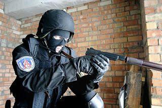 Sambo KGB savunma teknikleri