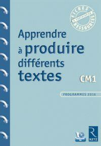 Apprendre à produire différents textes CM1. 1 Cédérom /Jean-Luc Caron et Christelle Chambon. https://hip.univ-orleans.fr/ipac20/ipac.jsp?session=1496E38N95O21.3057&menu=search&aspect=subtab66&npp=10&ipp=25&spp=20&profile=scd&ri=&index=.IN&term=+978-2-7256-3541-5+&oper=AND&x=15&y=35&aspect=subtab66&index=.TI&term=&oper=AND&index=.AU&term=&oper=AND&index=.TP&term=&ultype=&uloper=%3D&ullimit=&ultype=&uloper=%3D&ullimit=&sort=