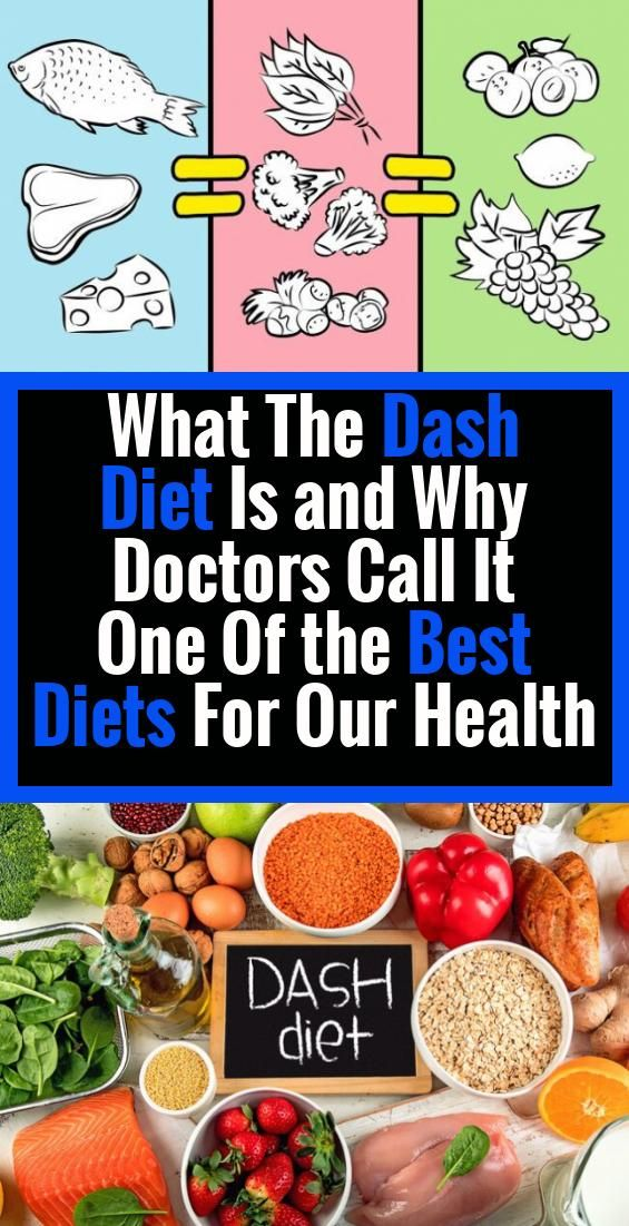 What The Dash Diet Is And Why Doctors One Of Our Best Diets Usefuldiet Serving Sweight Best Diets Dash Diet Most Effective Diet