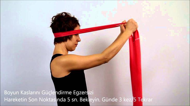 Boyun Egzersizleri-Kuantum Fizik Tedavi Merkezi