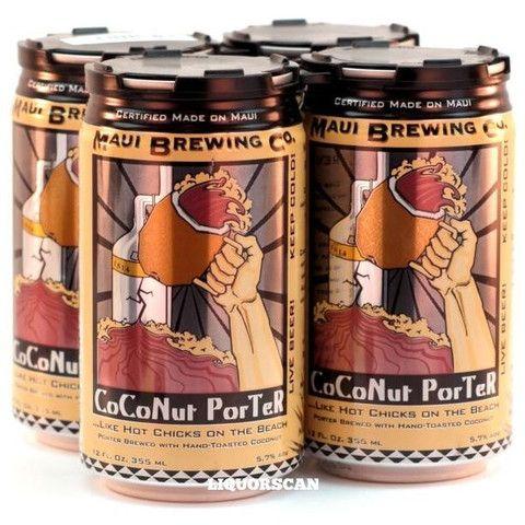 Maui Coconut Porter - Buy craft beer online from CraftShack. The Best Online Craft Beer Delivery Service!