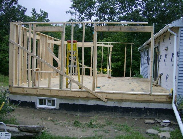 how to raise a roof on an existing home