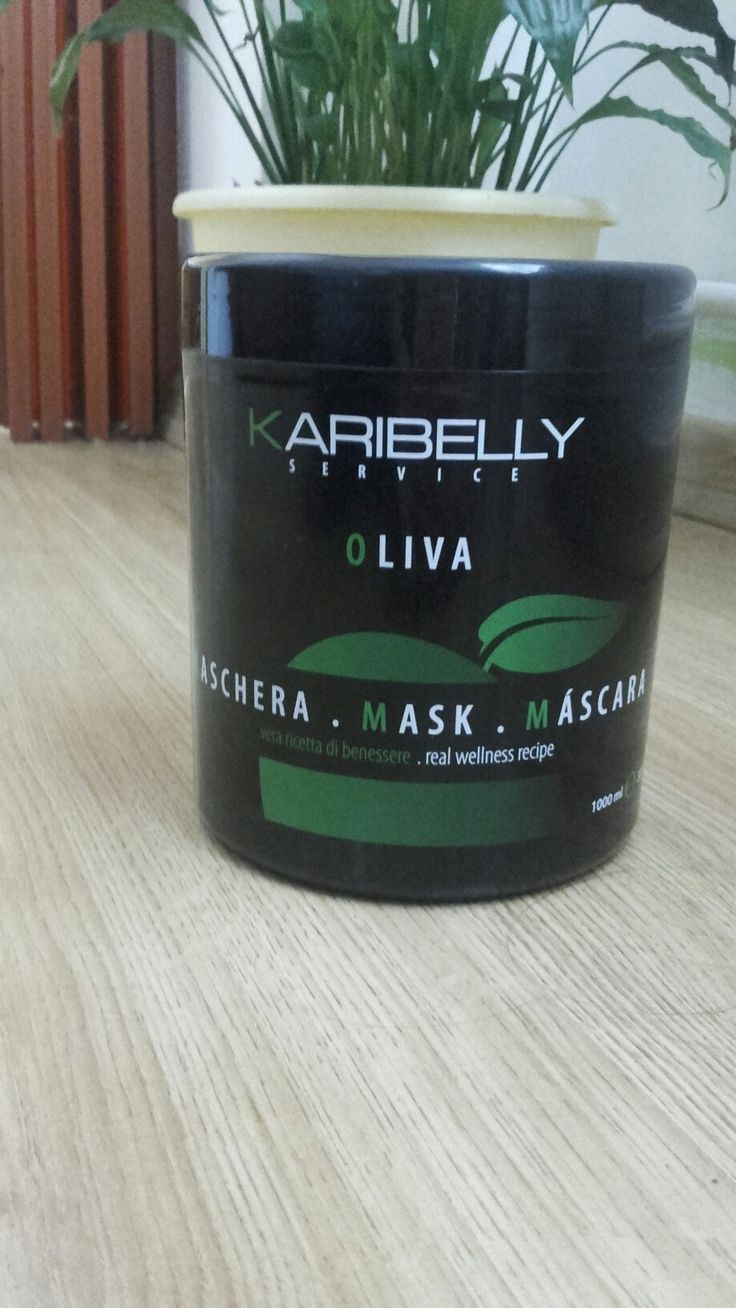 Karibelly Oliva Hair Mask