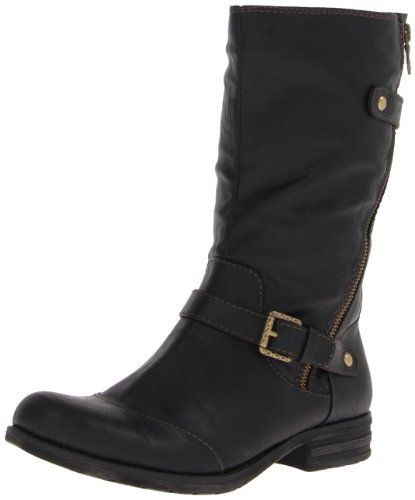 70% Off was $139.00, now is $41.70! Naturalizer Women's Britain Motorcycle Boot