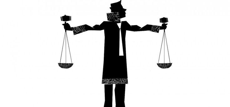 Fillon et Le Pen s'insurgent que la justice s'occupent d'eux. Retour sur la notion de séparation des pouvoirs.