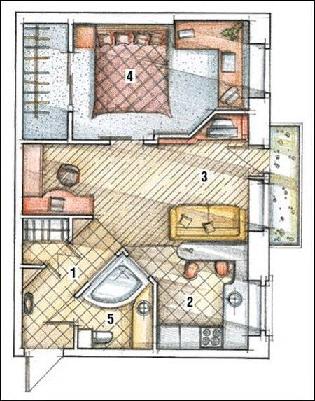 3837 Best House Plans Images On Pinterest Small Houses