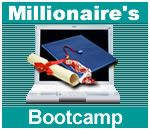Millionaire's Bootcamp - All the Training and Support You Will Ever Need to Succeed Online. Click The Image For More Info.