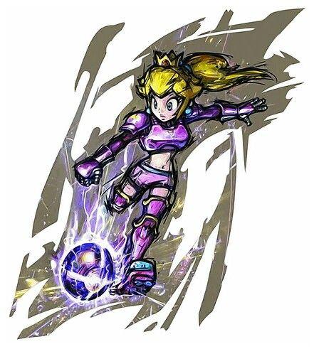 Princess Peach - Characters  Art - Mario Strikers Charged.jpg