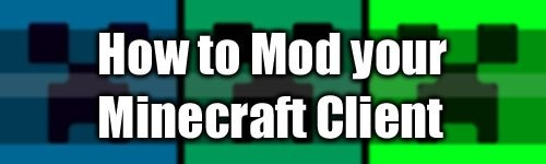 Learn to mod your Minecraft game. This tutorial will teach you how to mod your Minecraft game in a few easy steps!