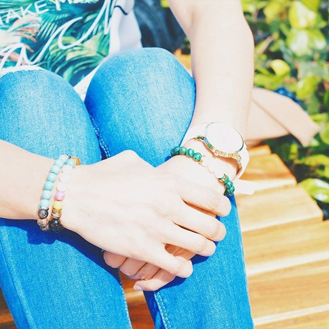 That your daily outfit always represents what you really 😎📿🤗 are#MagiskaCo #handmade #fashion #style #love #beauty #beautiful #instafashion #pretty #girl #girls #outfit #bracelets #bracelet #braceletstacks #yogabracelets #fashionista #accessories #jewelry #fashionlovers #armcandy #armparty #armswag #gemstones
