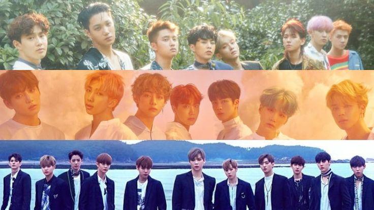 """¡El minorista coreano en línea Interpark ha revelado su lista de los mejores álbumes de este año! Ve también: NU'EST W lanzará su primer OST para """"Hwayugi"""" El 27 de diciembre, Interpark anunció los resultados de la votación en línea para el mejor álbum del 2017. La votación tuvo lugar del 23 de noviembre al …"""