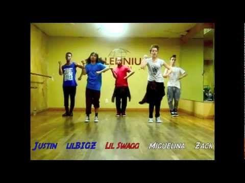 Justin Bieber - Drummer Boy Choreography by: Dejan Tubic & Zack Venegas