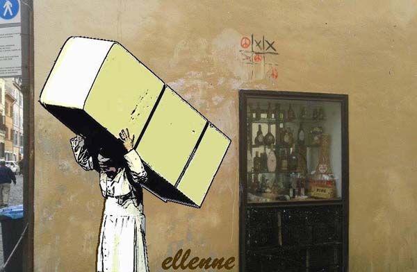 Roma: la Rivolta dei Mostrodomestici...