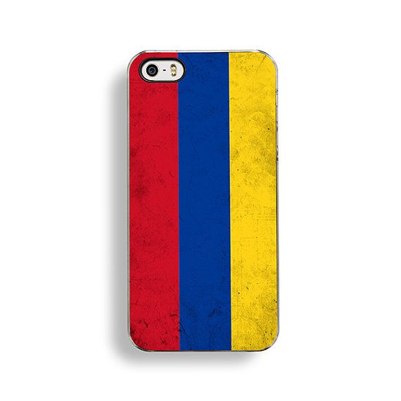 Flag of Colombia iPhone Case by FlagOutfitters.