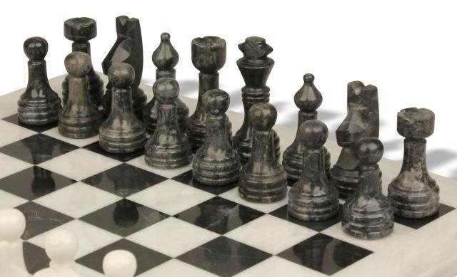 http://www.chessdirectory.info/marble-stone-chess-sets/