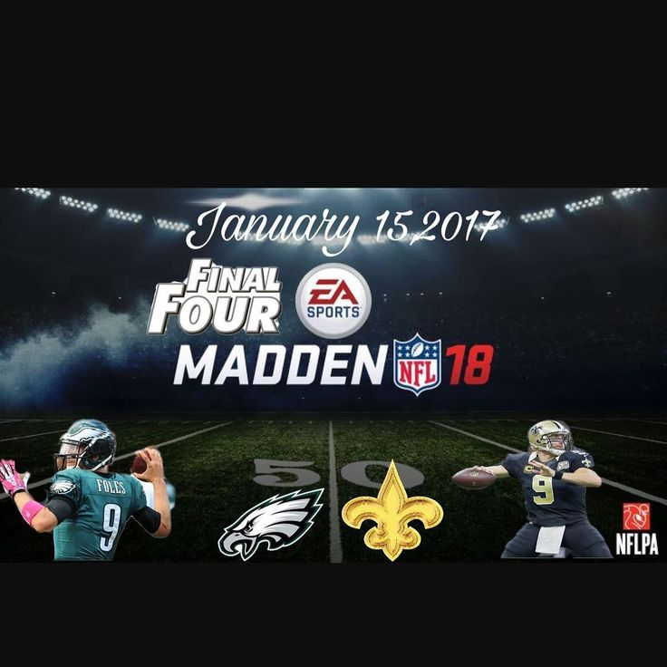FINAL 4:1/15: (1)PHI EAGLES@(3)NO SAINTSFOLLOW MY 2k ACCOUNT FOR 2k POSTS/STATS AND MORE#xbox #xboxone #xboxlive #football #catch #madden #results #clips #champs #maddenfan #madden18 #gamin #footballfan #nfl #skill #gaming #fun #touchdown #nflteams #elimination #follow #followme #legends #neworleans #saints #neworleanssaints #philadelphia #philadelphiaeagles #eagles #eaglesvssaintsesports