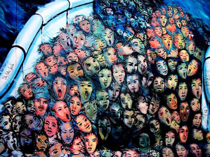Fragment Muru Berlińskiego....