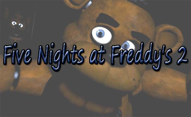 Five Nights at Freddy's 2 is that the second title within the series Five Nights at Freddy's by Scott Cawthon. This survival horror game is superb