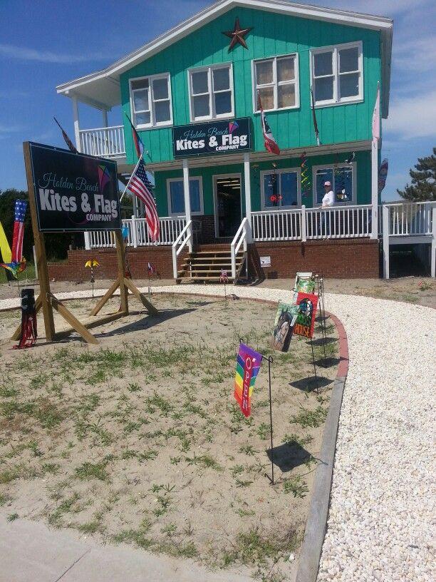 New kite store holden beach.
