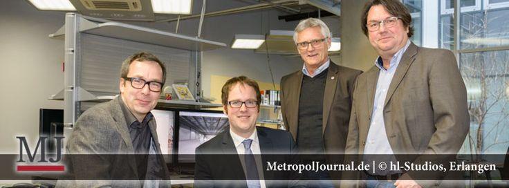 (ER) Erlanger Oberbürgermeister Janik besucht hl-studios - http://metropoljournal.de/?p=8765