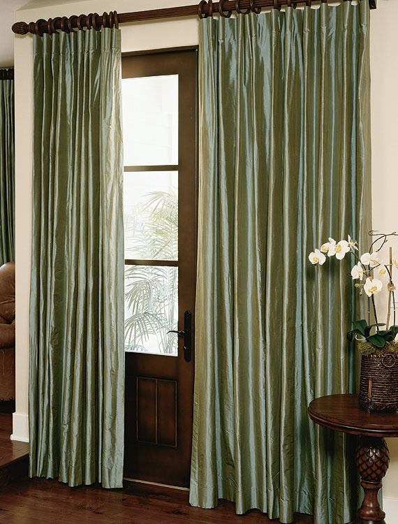 1000 Images About Dupioni Silk Custom Drapes Curtains