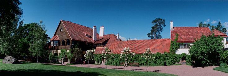 2009 - Hvittrask, home of Eliel Saarinen