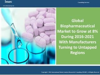 "IMARC's new report ""Global Biopharmaceutical Market Report & Forecast (2016-2021)"" gives a deep insight into the global biopharmaceutical market. Read full report click here: http://www.imarcgroup.com/biotechnology-industry #Boipharmaceutical #Market"