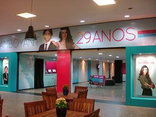 Posto de Troca de Cupons e espaço promocional para campanha de Aniversário | Flickr - Photo Sharing!
