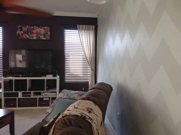 49 Best Letters Images On Pinterest Paint Chevron Stripes Bedrooms And Child Room