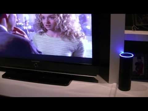 Control Your TV With Amazon Echo - YouTube