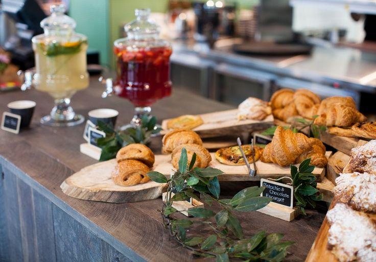 17 best images about chef shannon bennett on pinterest for Au jardin restaurant botanic gardens