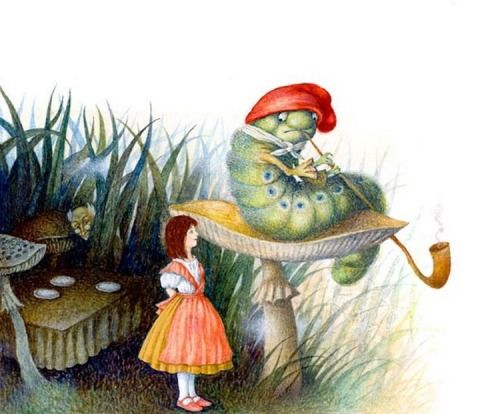 Eugene Antonenkov, Alice's Adventures In Wonderland.