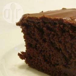 Allergenic Chocolate Cake @ allrecipes.com.au