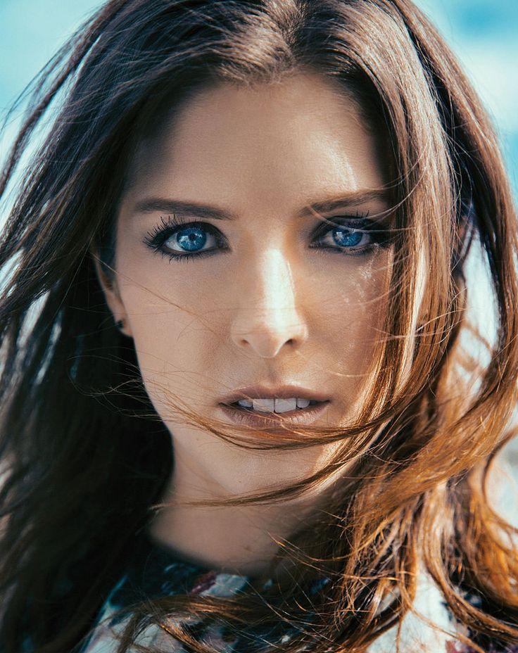 Анна Кендрик — Фотосессия для «Billboard» 2015 – 2