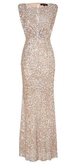 Then we thought it was a No. 1 Jenny Packham for Debenhams dress. No. 1 is the designer's diffusion line for the retailer, a collection we have written about previously. Here is a look at the front of the Debenhams frockand Kate's dress.