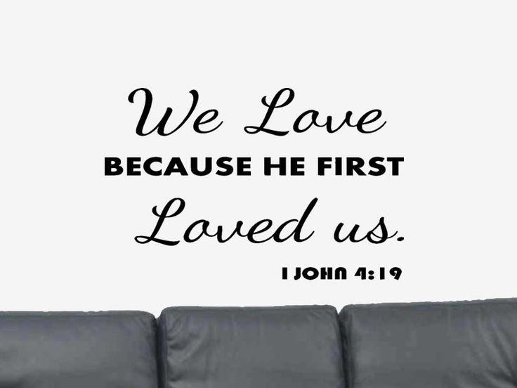 Love Bible Quotes 10 Best God's Love Images On Pinterest  Bible Scriptures Bible