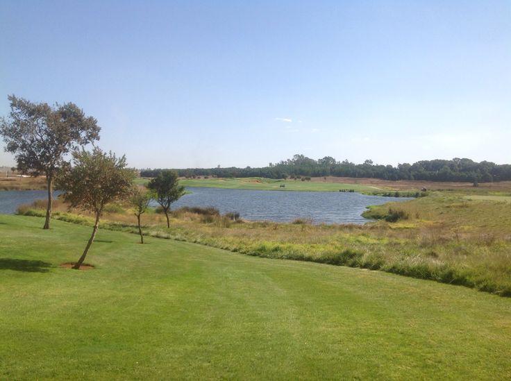 I will never grow tired of exploring Serengeti Golf Estate!