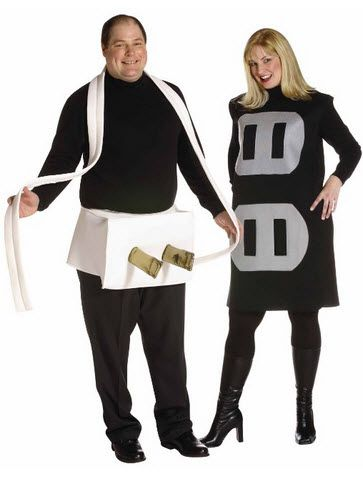 17 meilleures id es propos de costumes de couple dr les sur pinterest costumes de couple. Black Bedroom Furniture Sets. Home Design Ideas