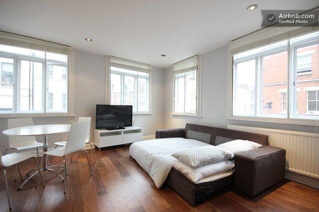 Modern 1 bedroom flat in SOHO