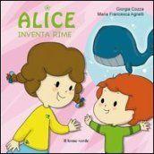 #Alice inventa rime  ad Euro 10.00 in #Il leone verde #Libreria dei ragazzi