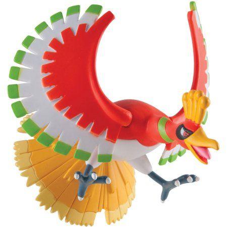 Pokemon Trainer's Choice Legendary Figure, Ho-Oh