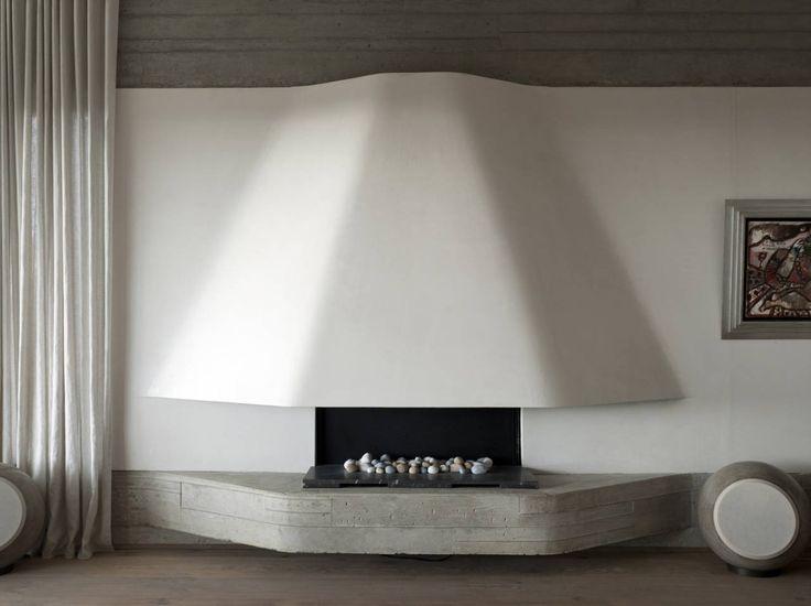 Gordons Bay House by Luigi Rosselli Architects: Louis Rosselli, House Design, Good Home-Coming, Rosselli Architects, Bays House, Interiors, Fireplaces, Sydney Australia, Gordon Bays