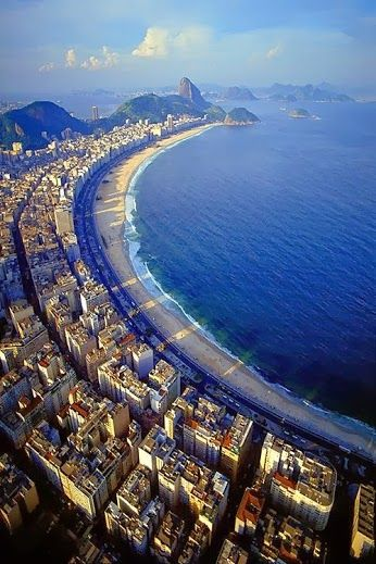 Rio de Janeiro! Seriously in love with the Brazilian culture! Hope to visit it here pretty soon! :))