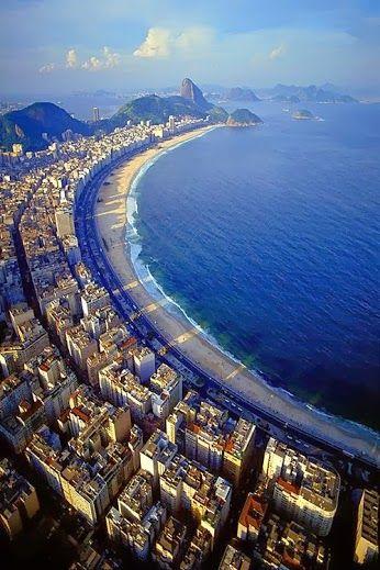 Rio de Janeiro! Brazil :)