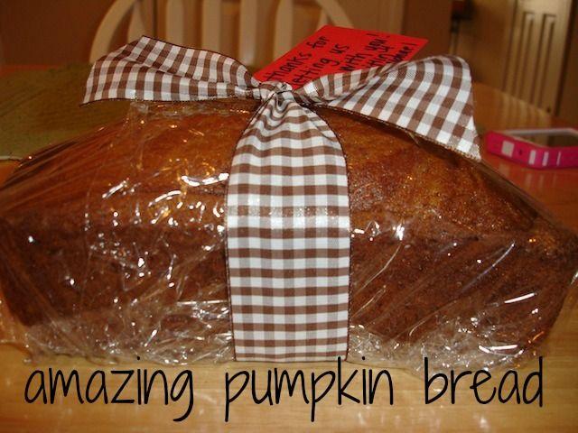 amazing pumpkin bread