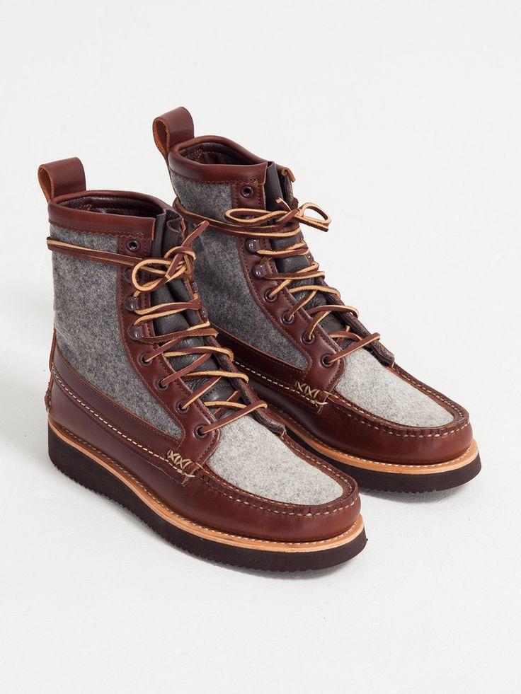 FOOTWEAR - Lace-up shoes Yuketen KbHFo